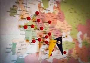 יעד לטיול באירופה