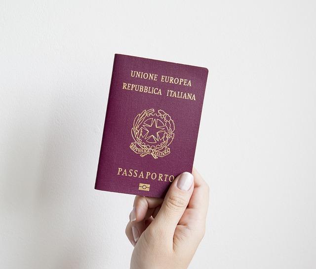 מחיר דרכון אירופאי